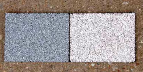 The Garland Co. Inc.'s reflective Sunburst mineral surfacing
