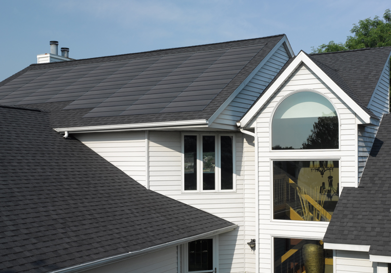 CertainTeed Corp.'s Apollo II next generation solar roofing system