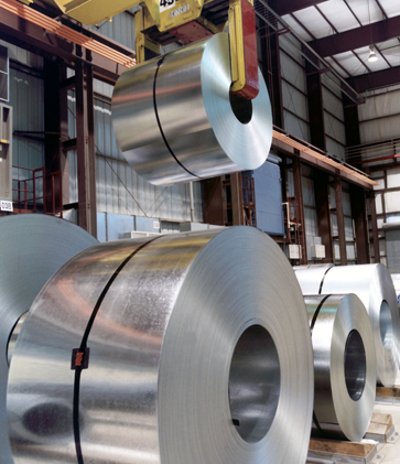 Steel Sheet Meets Emissivity Requirements With Chromium