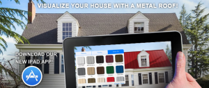 Union Corrugating Co. has released its MyMetalRoof app, which lets a homeowner visualize his or herr home with a metal roof quickly and easily.