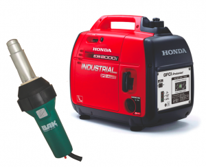 Honda Power Equipment's EB2000i portable generator