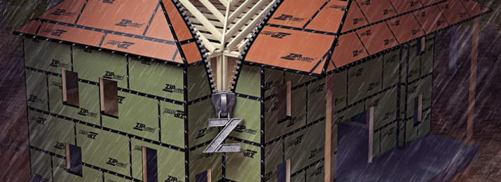 Huber Engineered Woods has released its ZIP System radiant barrier.