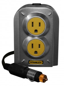 Stanley's 140 Watt Portable Power Inverter
