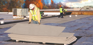 National Gypsum's DEXcell product line features high-performance roof boards for commercial roofing systems.