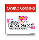 Owens Corning's Total Protection Roofing System app