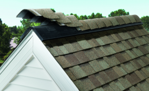 Owens Corning Roofing and Asphalt's new Dura-Ridge Hip and Ridge Shingles feature patented SureNail Technology.