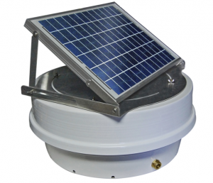 The Sentinel Solar Roof Pump