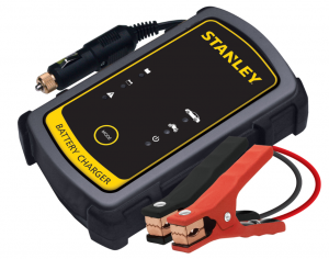 Stanley 8 Amp High Frequency Battery Charger