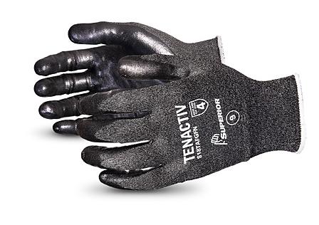 Superior Glove Works Ltd.'s 18-gauge ASTM cut-level 4 work glove