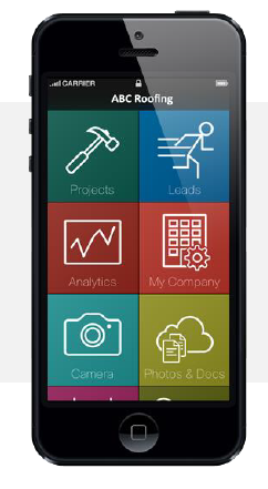 Pitch Gauge is a 100 percent mobile-enabled roofing solution.
