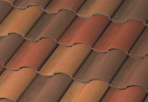 Boral Roofing's Barcelona Impact concrete roof tile