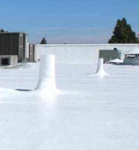 Polyglass U.S.A. Inc. has launched its latest white roof system option with a line of advanced silicone roof coatings products that include water-based and solvent-based options, primers and accessories