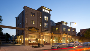 The 32,096-square-foot AB&W Building features 24 affordable-housing units, primarily rentals with a few coop ownership opportunities, and 3,300 square feet of ground-floor retail space.