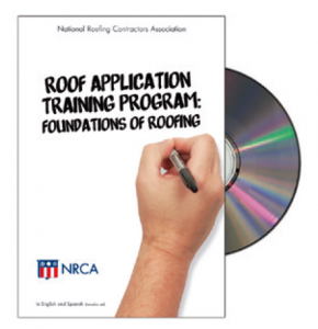 The National Roofing Contractors Association has released its Roof Application Training Program.