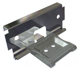 AMSI has commenced production of a high-performance expansion clip for 1 1/2-inch standing-seam panel profiles.
