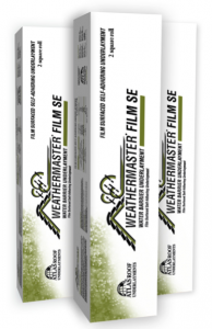 Atlas Roofing Corp. has unveiled WeatherMaster Film SE
