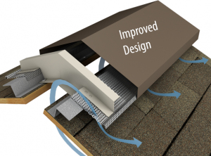 With the new improved design of Metal-Era's Hi-Perf Ridge Vent, much of the product will come preassembled, reducing the number of fasteners needed by up to 67 percent and decreasing installation times by up to 50 percent.