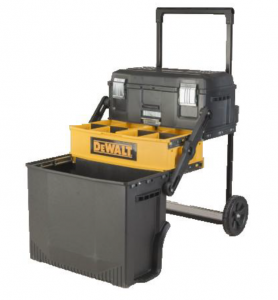 DEWALT's Multi-Level Workshop