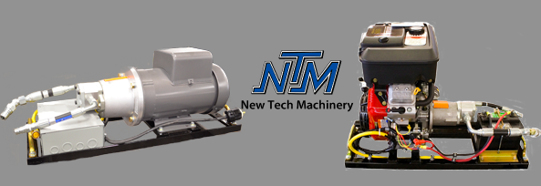 When ordering your roof panel machine, New Tech Machinery offers a lot of options so customers can order exactly what they need.
