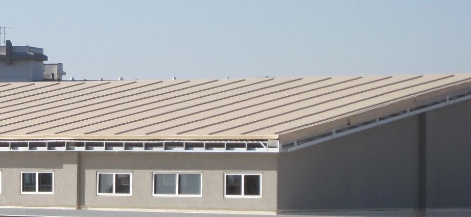 Carlisle SynTec Systems' Sure-Flex PVC Contour Rib Profile