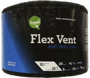 Quarrix Building Products introduces Flex Vent Soft Roll