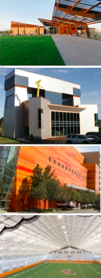 Valspar's Fluropon exterior coatings