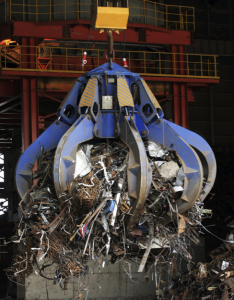 Steel is the most recycled material in building construction today. PHOTO: STEEL RECYCLING INSTITUTE