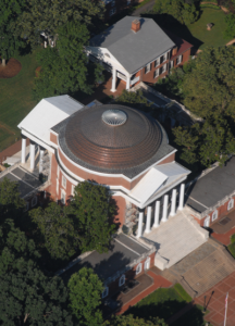 The University of Virginia was founded by Thomas Jefferson in 1819.