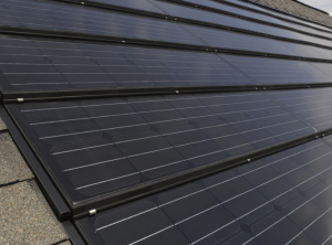 CertainTeed Corp.'s Apollo II solar roofing system has been upgraded to 60-watt monocrystalline integrated photovoltaic panels.