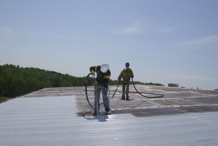 The Garland Co. Inc. recently introduced its CPR System, a highly reflective, low-odor, synthetic liquid rubber membrane designed to waterproof and restore existing metal roof and wall panel systems, delaying costly roof replacement and improving the overall performance of the roof system.