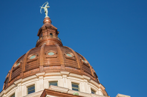 KANSAS STATEHOUSE COPPER DOME & ROOF REPLACEMENT