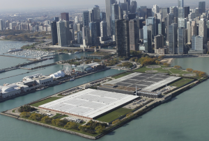 The James W. Jardine Water Filtration Plant arguably was the largest and most complex roofing project in Chicago during the past decade.