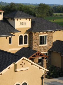 NorthGate, a designer asphalt roofing shingle offering manufactured by CertainTeed, boasts an SBS-polymer modifier for enhanced weatherability.