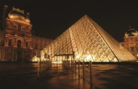 Kynar 500 resin is used in long-life coatings that protect some of the world's iconic buildings, including The Pyramid of Louvre in Paris.