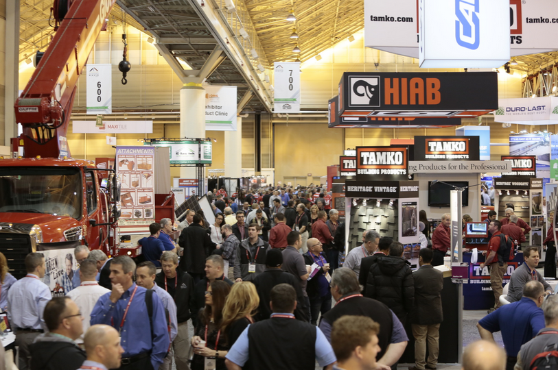 The International Roofing Expo, which took place in New Orleans in February, drew 9,337 roofing construction professionals.