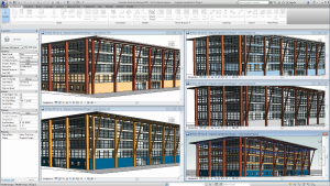 Valspar offers Autodesk Revit BIM material library for its Fluropon 70 percent PVDF resin-based coatings.