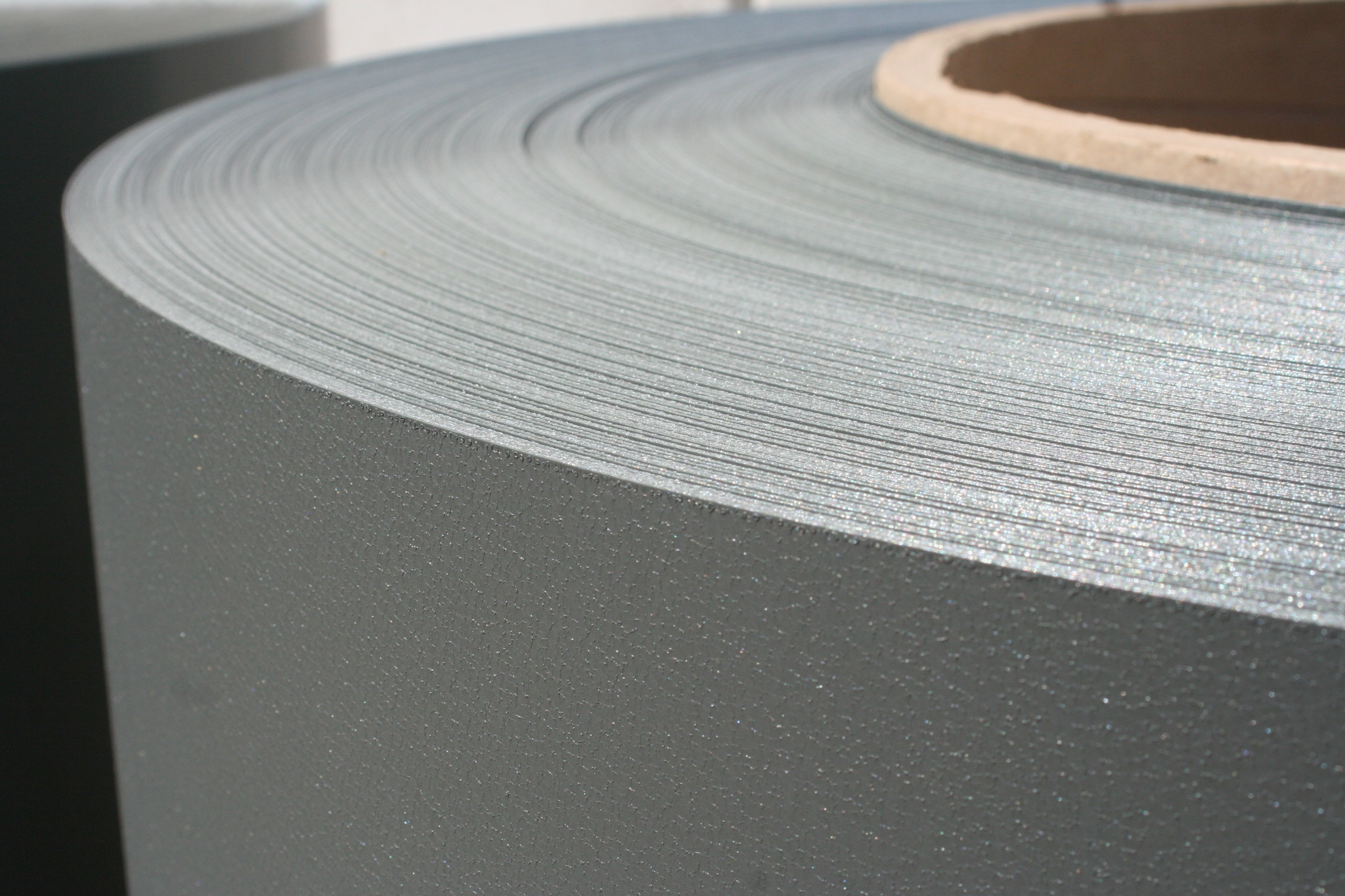 Coated Metals Group has launched its textured steel coil, TEXTUR3D.