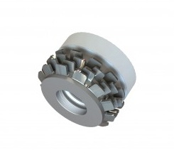 Chemical Concept's Keep-Nut press-in self-anchoring threaded inserts from Chem-Set allow for quick assembly without the need for adhesives.