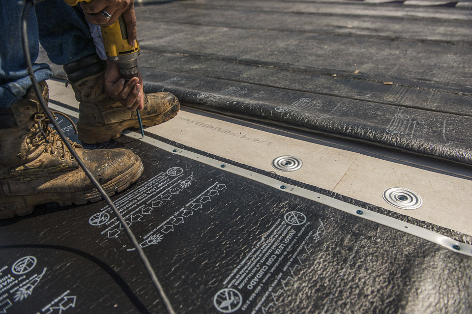 Johns Manville has debuted the DynaFast product series, developed from its first-generation ASTM D6164 DynaLastic platforms.