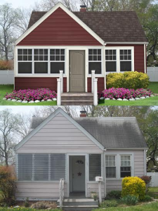 "Rachel Delgado, a resident of Hampton, Va., has won the online public voting to receive a $2,500 cash grand prize in the DaVinci Roofscapes 2015 ""Shake it Up"" Exterior Color Contest."
