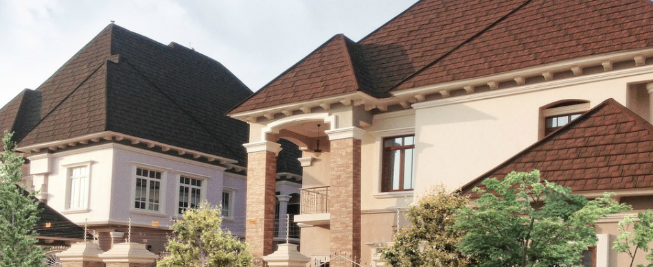 The Roser Piano Shingle is resistant to color fading, fire, hail and wind damage.