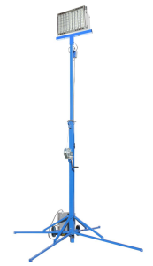 Larson Electronics releases a 400-watt portable LED light tower designed to provide operators in large work areas with a durable, reliable and bright source of illumination that is powerful enough to illuminate a 49,000-square-foot area.