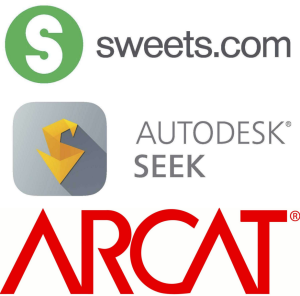 Petersen Aluminum Corp. now offers its library of BIM, CAD and installation drawings on design platforms, including Autodesk Seek, Arcat and Sweets.