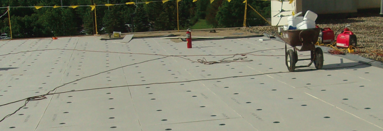 Cover Boards The Membrane And Insulation Protector Roofing