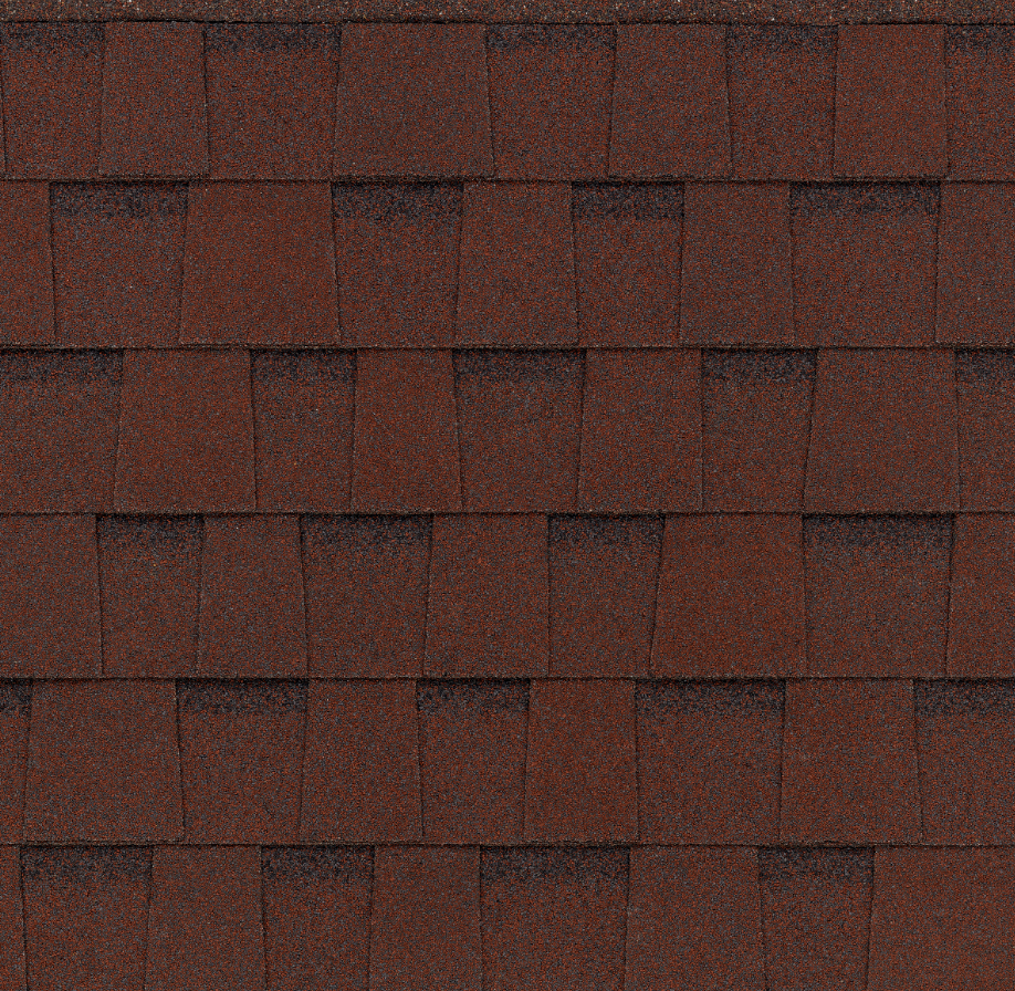 Atlas Roofing introduces a bold color in its Pinnacle Pristine featuring Scotchgard Protector shingle line. Pinnacle Pristine Sunset incorporates warm earth tones of red, terracotta and umber.
