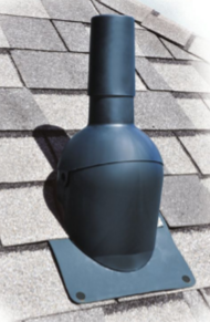 The Perma-Boot is a gasket-less, high-performance pipe boot system designed to permanently repair the most common type of roof leak—the leak around the vent pipes that penetrate the roof.
