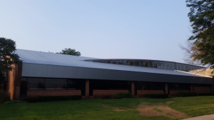SENTINEL Silver Art met Glenside Public Library's leak-free and architectural needs, plus the roofing contractor liked that the SENTINEL membrane was easy to install and looked great upon completion.
