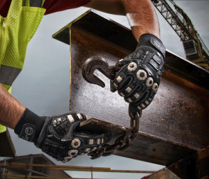 Brass Knuckle safety products from Safety Today Inc. introduces the SmartShell BKCR4599, a heavy-duty protective glove offering wide-ranging protection for extreme jobs.