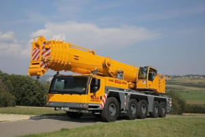 The ALL Family of Companies has strengthened its all-terrain crane fleet with the addition of five Liebherr ATs.