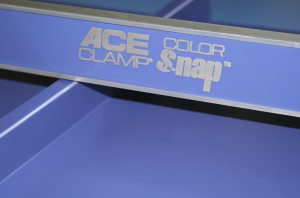 AceClamp/PMC Industries Inc. has released its COLOR Snap snow-retention system that matches the color of a standing-seam roof.